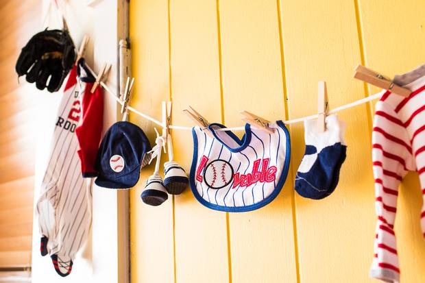 baseball themed baby shower ideas