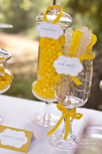 dreams and wishes dandelion baby shower party ideas via babyshoweridesa4u candy buffet rock cand