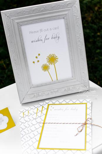 dreams and wishes dandelion baby shower party ideas via babyshoweridesa4u wishes for baby
