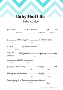 tiffany-blue-free-baby-shower-mad-libs-baby-advice-games