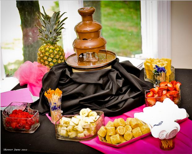 hollywood baby shower ideas lights camera! 23
