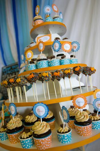 koi fish birthday party theme via baby shower ideas and shops babyshowerideas4u.com 1