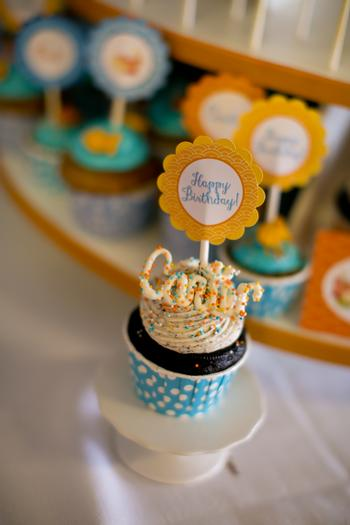 koi fish birthday party theme via baby shower ideas and shops babyshowerideas4u.com 3