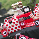 Minnie Mouse Picnic Party