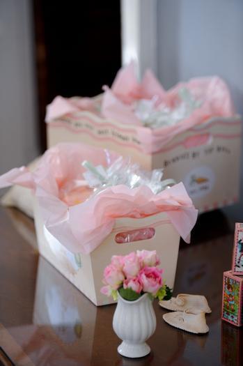 pink green baby shower ideas 4