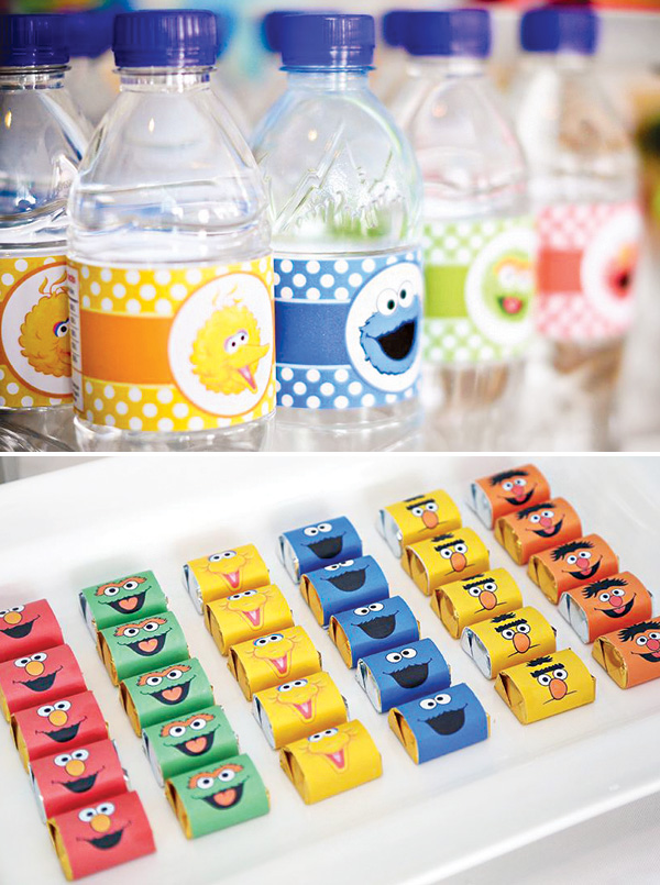sesame-street-themed-dessert-table-baby-shower-party 6
