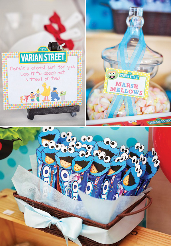 sesame-street-themed-dessert-table-baby-shower-party 9