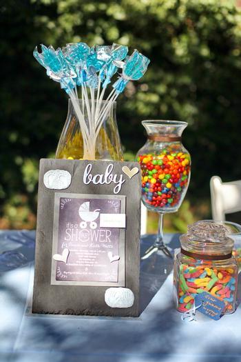 summertime outdoor baby shower ideas via babyshowerideas4u 114