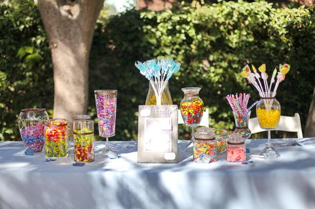 Outdoor Baby Shower Ideas Baby Shower Ideas Themes