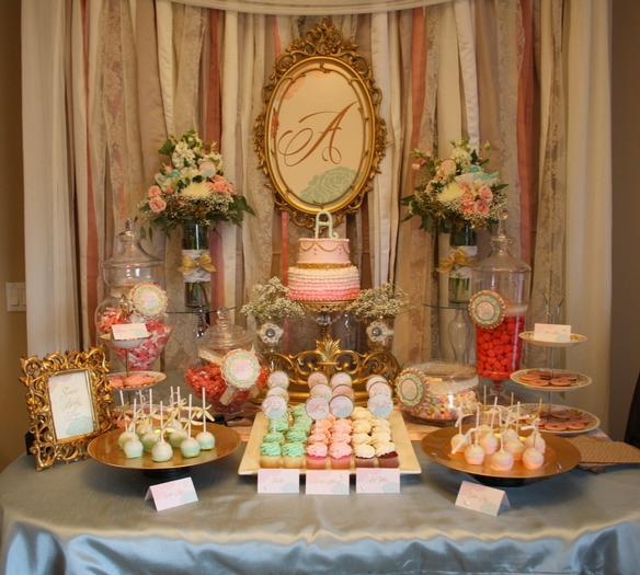 Glam Baby Shower Baby Shower Ideas And Shops Themes