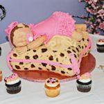 Leopard Chic Baby Shower