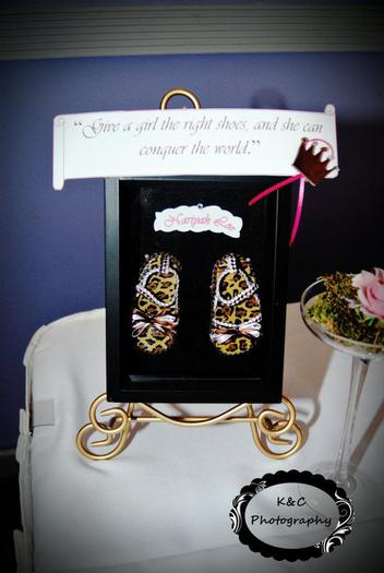 Leopard Chic Momma, sleeping baby cupcakes, baby leopard shoes