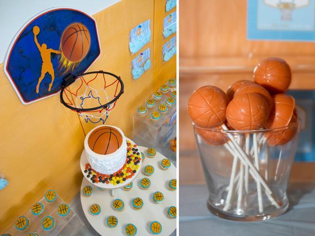 Slam Dunk Baby Shower ideas, Basketball baby shower ideas