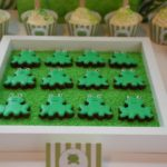 Frog Themed Baby Shower