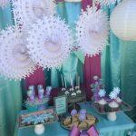 Frozen Movie Birthday Party