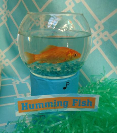 humming fish