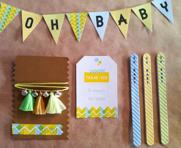 neon_baby_shower_ideas_by_nana_birthday_party_ideas_tassel_favors