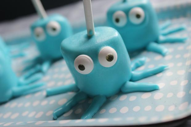 sip and sea baby shower party octopops
