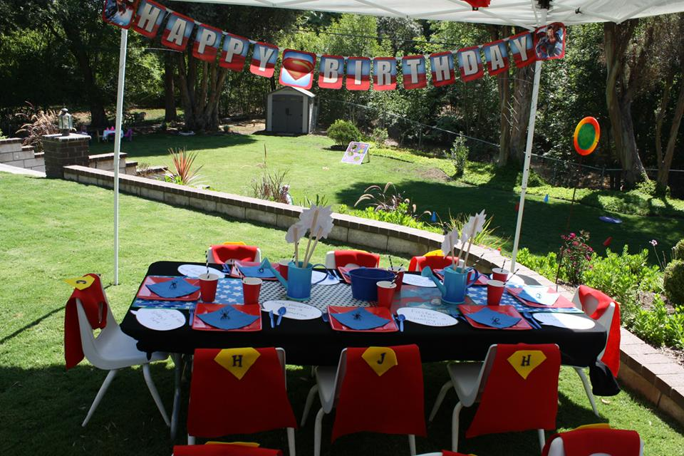 superheroes birthday party, calling all Princesss Superheros Birthday Party 2