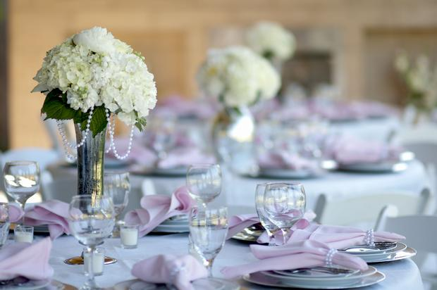 vintage baby shower for future princess, elegant and classy baby shower table setting, florals