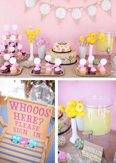 woodland baby shower ideas by marci via babyshowerideas4u whoo's here sign in desk