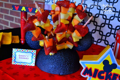 Mickey Mouse Clubhouse Party Baby Shower Ideas Themes