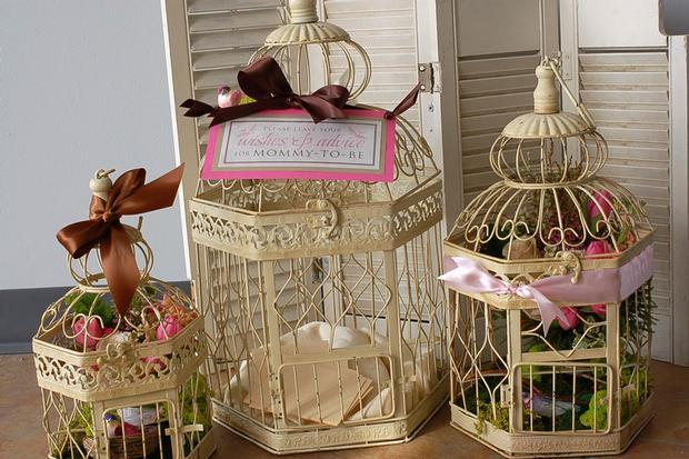 Nesting Themed Baby Shower, Bird baby shower
