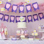 Tangled Princess Birthday Party