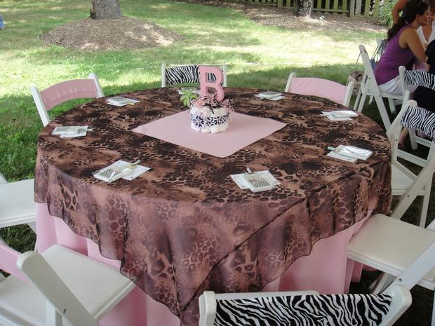born to be wild baby shower theme