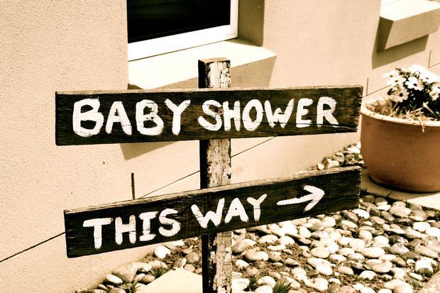 cowgirl baby shower brunch