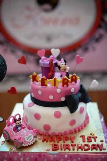 minnie mouse cake ideas