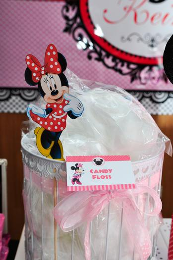 minnie mouse centerpiece ideas