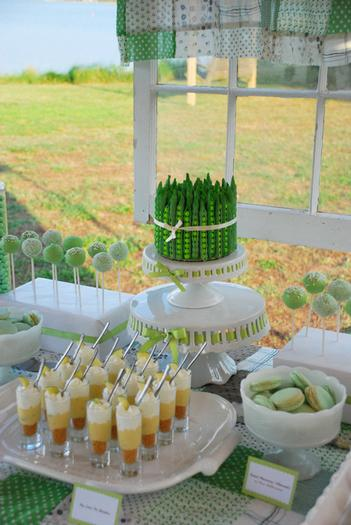 peas in a pod party ideas
