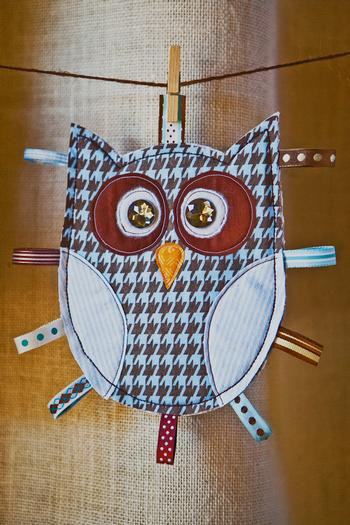 rustic owl baby shower decoration ideas