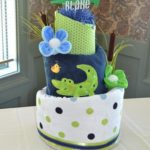 Alligator Baby Shower