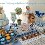 Blue Lion King and Friends Party