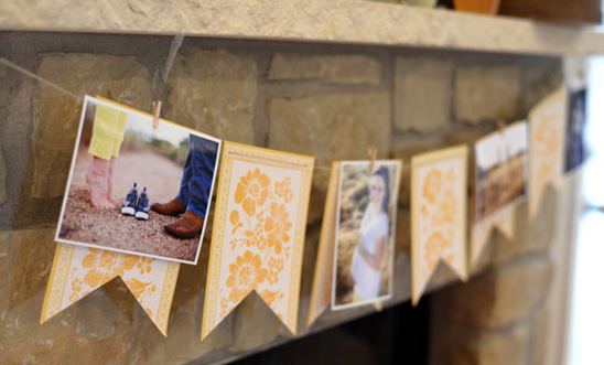french-floral-baby-shower-banner