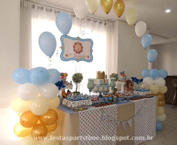 little lion king birthday party