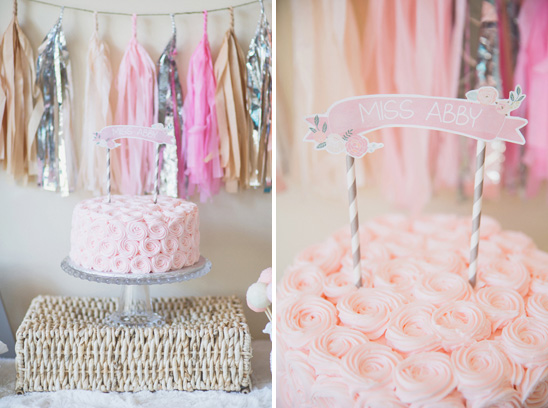 pastel baby shower decoration ideas