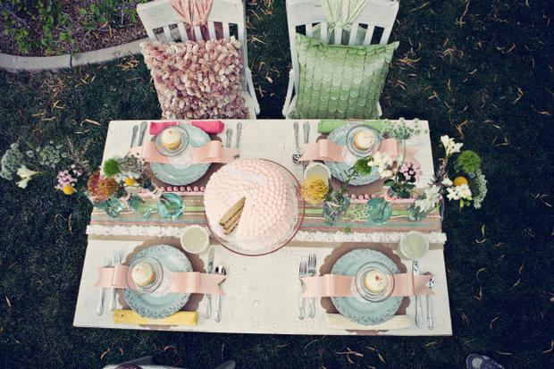 sugar and spice party ideas