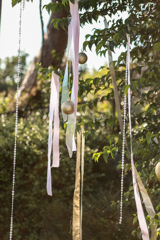 beautiful outdoor baby shower decorations