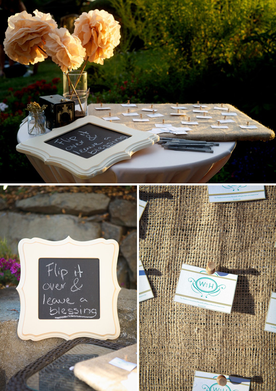 beautiful outdoor baby shower