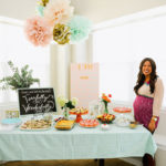 Cottage Inspired Baby Shower