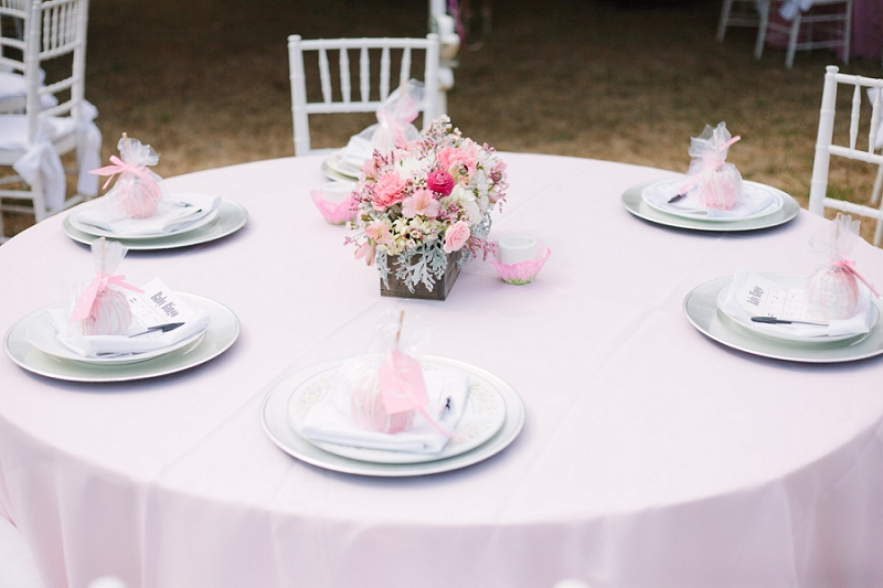 outdoor baby shower, southern baby shower decoration