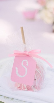 southern baby shower favors