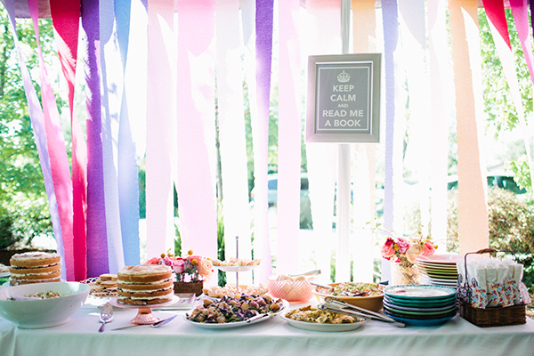 Classic Storybook Themed Shower (5)
