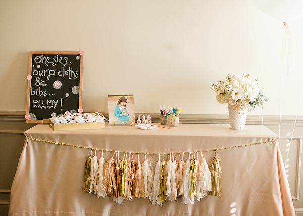 Pink and Gold Baby Shower (4)