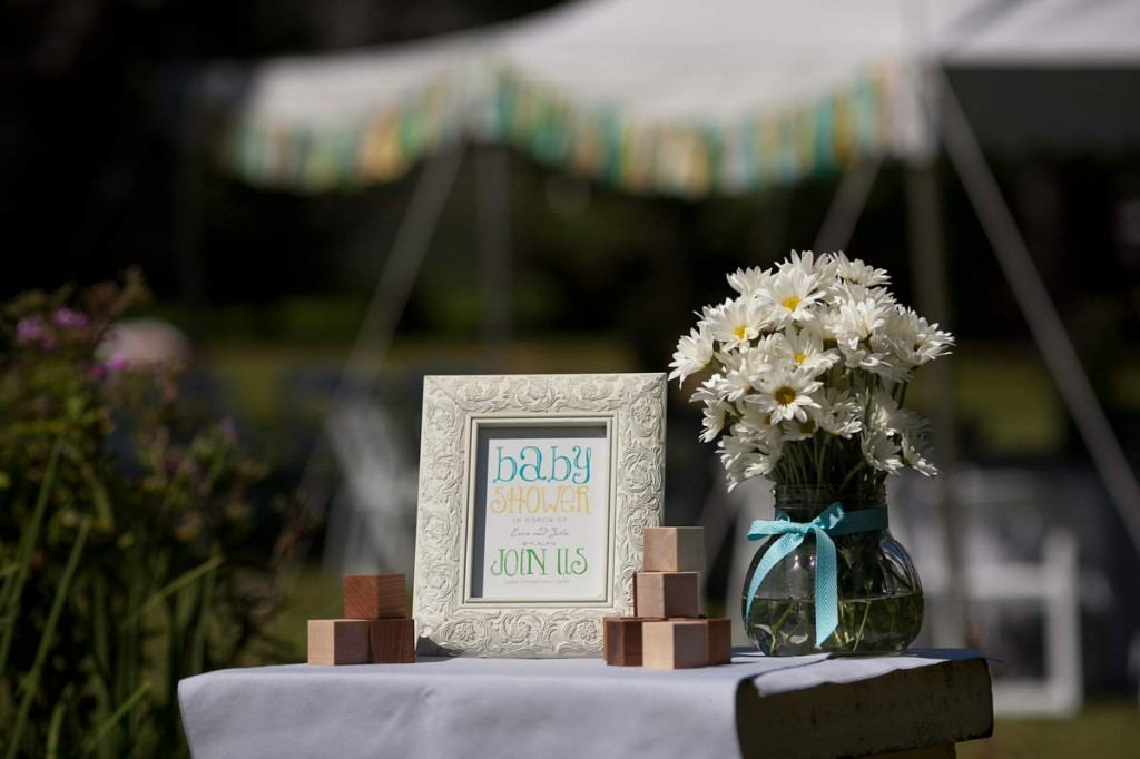 bee themed baby shower frames floral