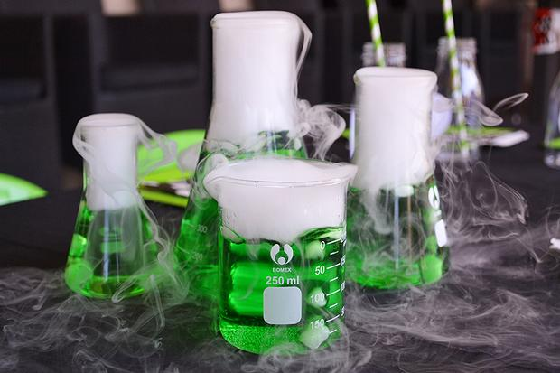 mad science party drink