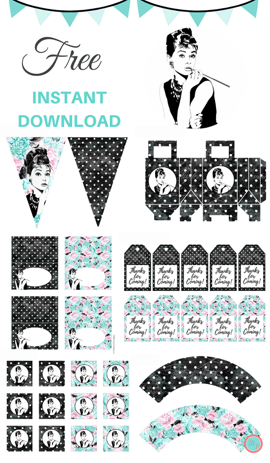 Free-Tiffany-Party-Package-Instant-download-2 (2)